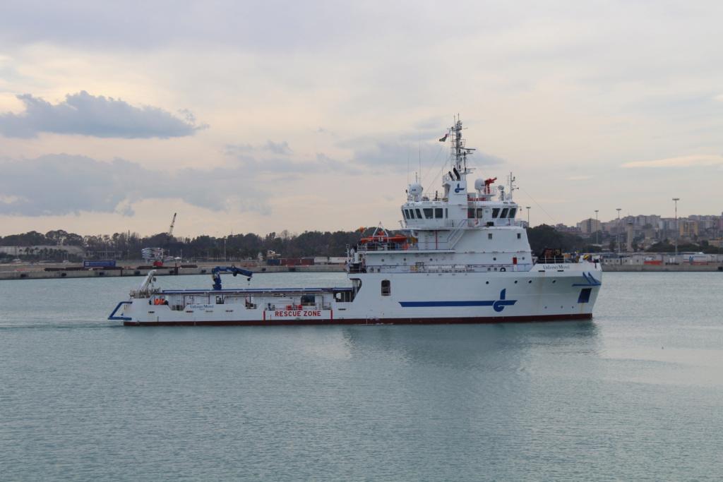 Photos de navires Luxembourgeois Armateur enre Belgique T-Z Urbano10