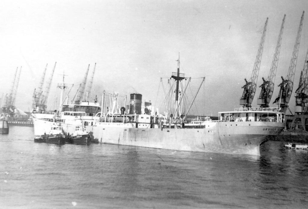 Photos General cargo avant 1940 (Plus 3000gt) 5  Ursula10