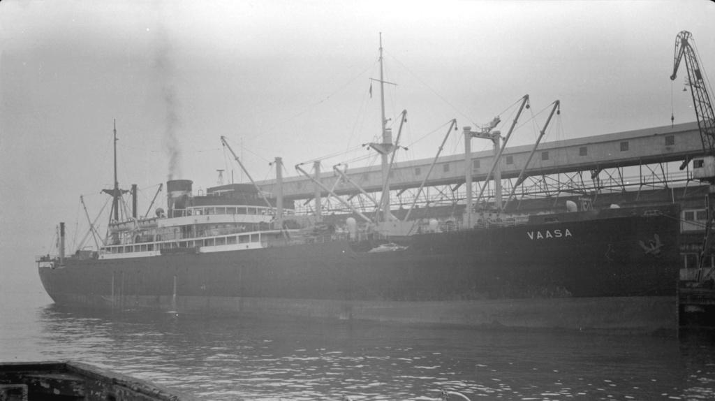 Photos General cargo avant 1940 (Plus 3000gt) 11 Vaasa_10