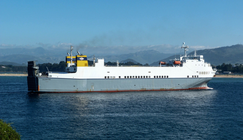 Photos des Navires Belge de la marchande,Fluviale et Pêche 3 Valent11