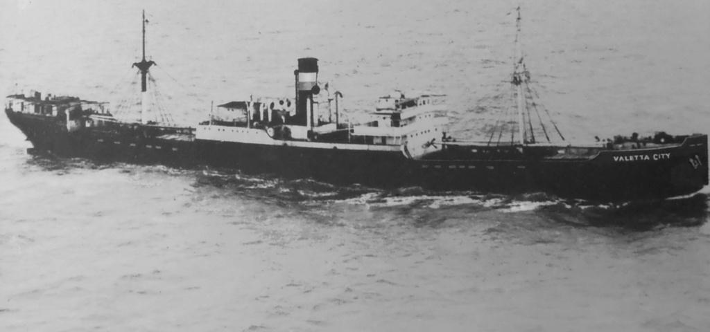 Photos General cargo avant 1940 (Plus 3000gt) 26 Valett10