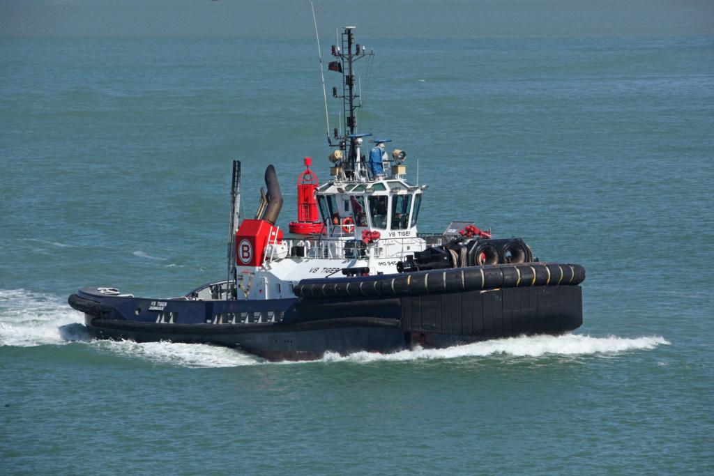 Photos des Navires Belge de la marchande,Fluviale et Pêche 3 Vb_tig10
