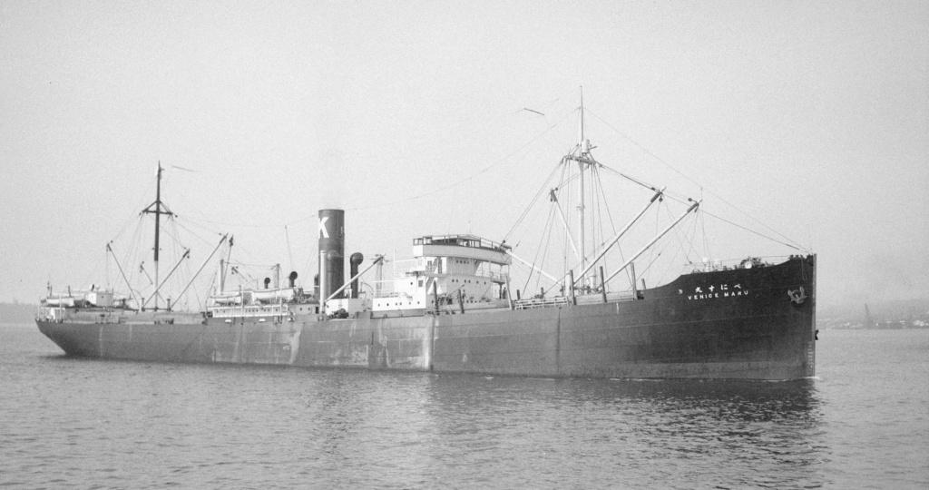 Photos General cargo avant 1940 (Plus 3000gt) 9 Venice10