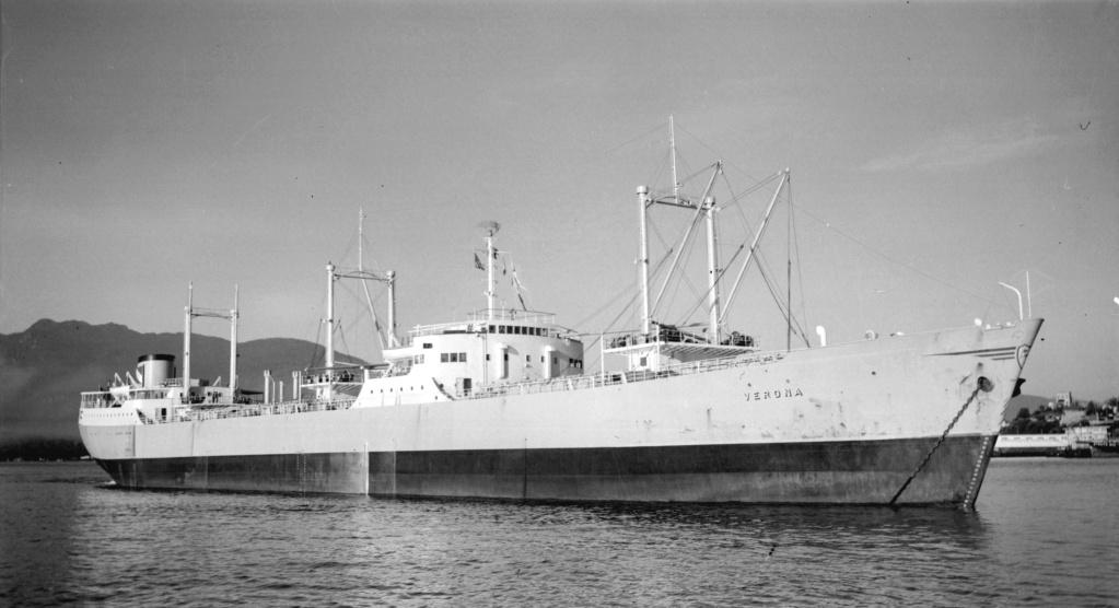Photos Navires du monde construit entre 1950-1960 (4) Verona10
