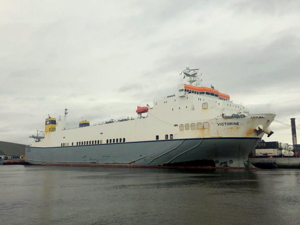 Photos des Navires Belge au 20-05-2020 (T, V, W) Victor10