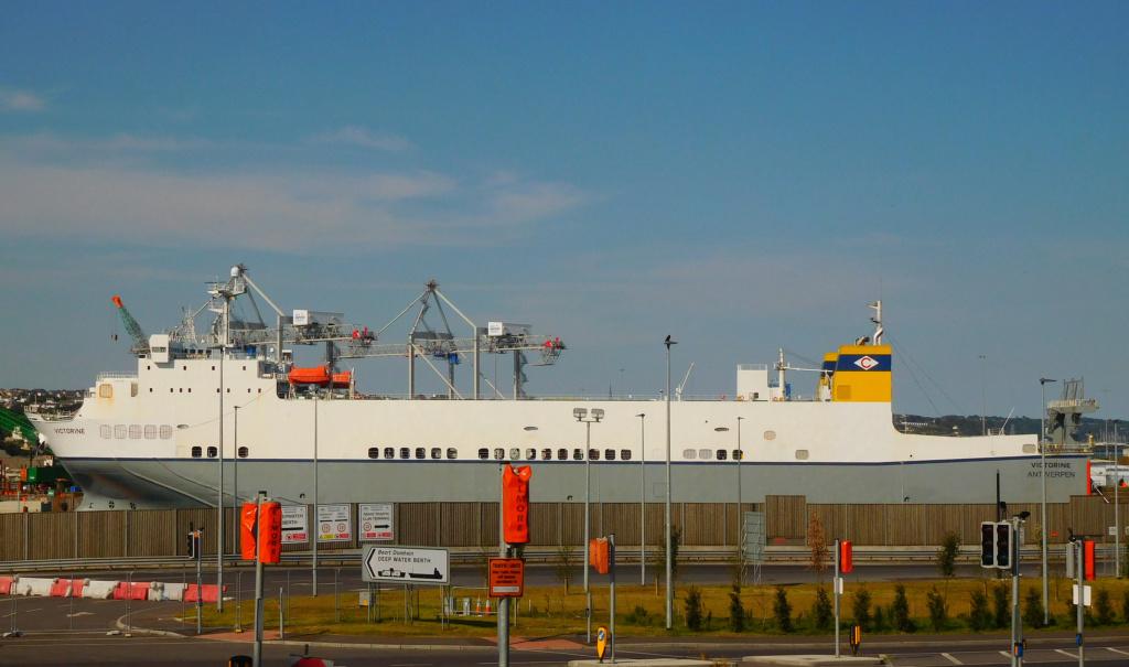 Photos des Navires Belge de la marchande,Fluviale et Pêche 3 Victor11