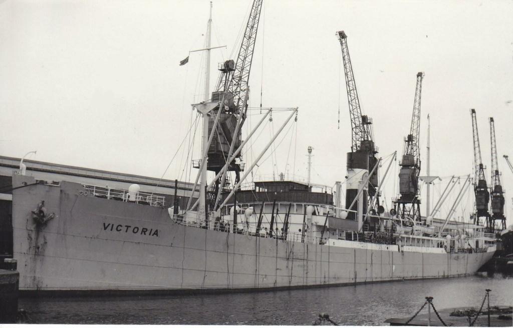 Photos General cargo avant 1940 (Plus 3000gt) 20 Victor16