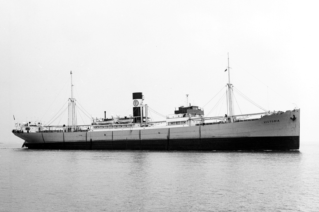 Photos General cargo avant 1940 (Plus 3000gt) 25 Victor17