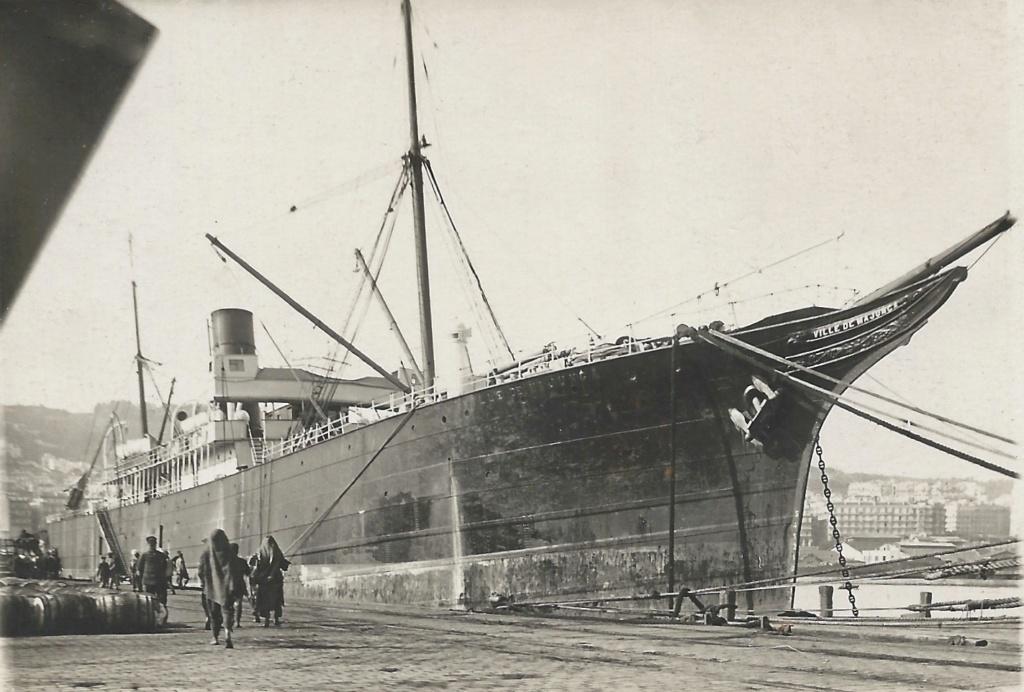 Photos General cargo avant 1940 (Plus 3000gt) 9 Ville_10