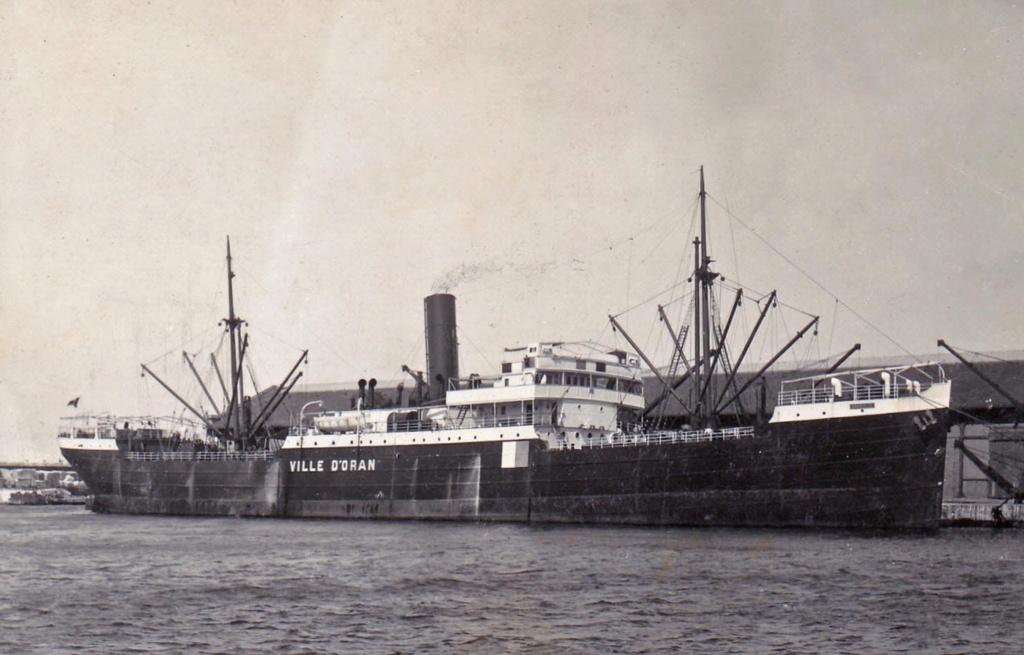 Photos General cargo avant 1940 (Plus 3000gt) 11 Ville_11