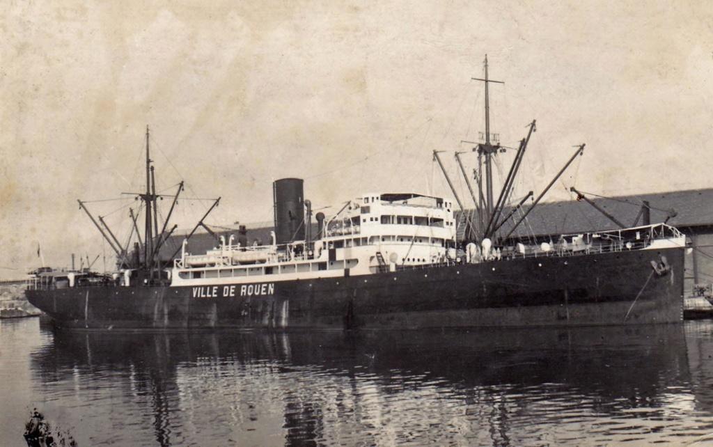 Photos General cargo avant 1940 (Plus 3000gt) 11 Ville_12