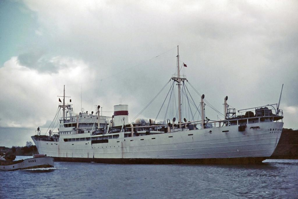 Photos General cargo avant 1940 (Plus 3000gt) 9 Vilniu12