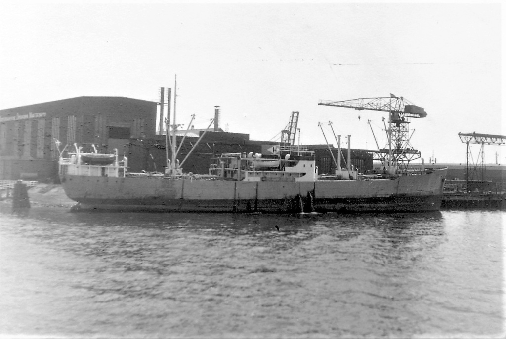 Photos General cargo avant 1940 (Plus 3000gt) 5  Vinga_10