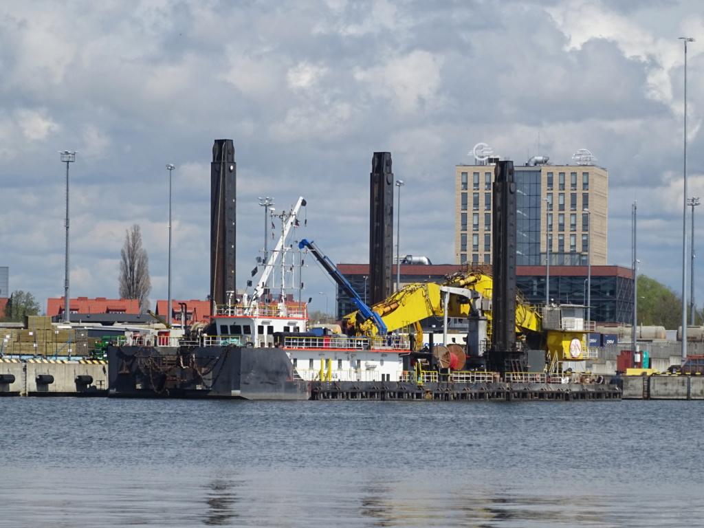 Photos de navires Luxembourgeois Armateur enre Belgique T-Z Vitruv10