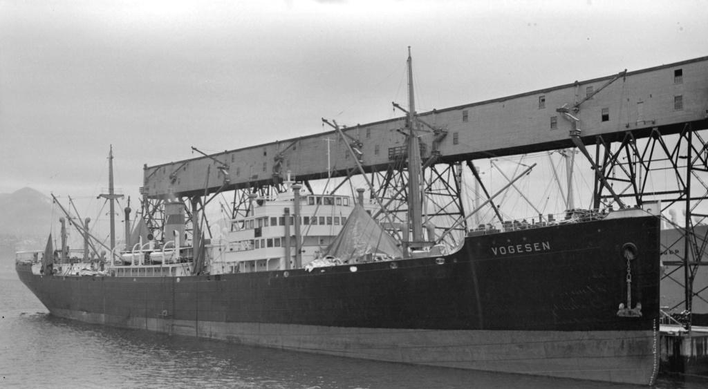 Photos General cargo avant 1940 (Plus 3000gt) 15 Vogese10
