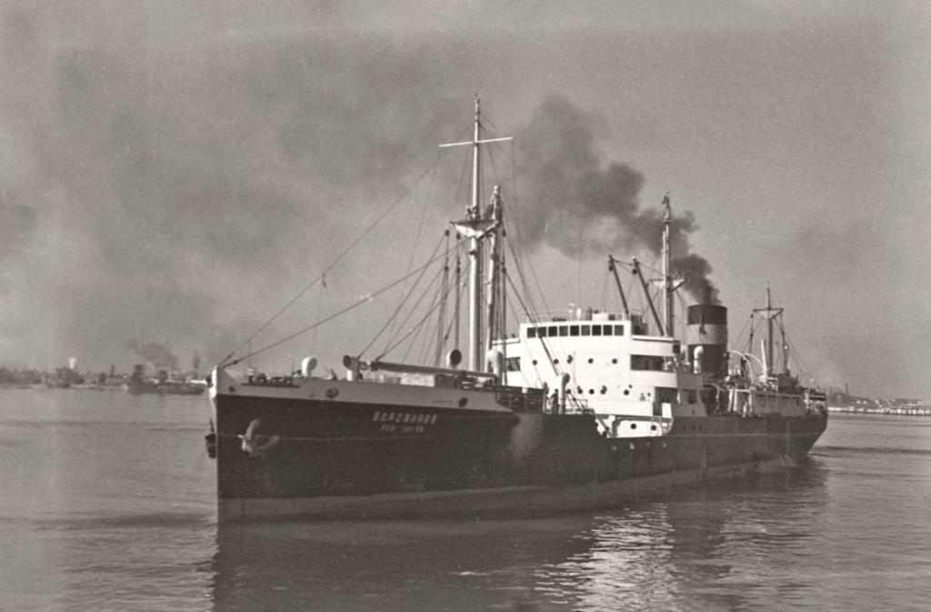 Photos General cargo avant 1940 (Plus 3000gt) 1  Vorosh10