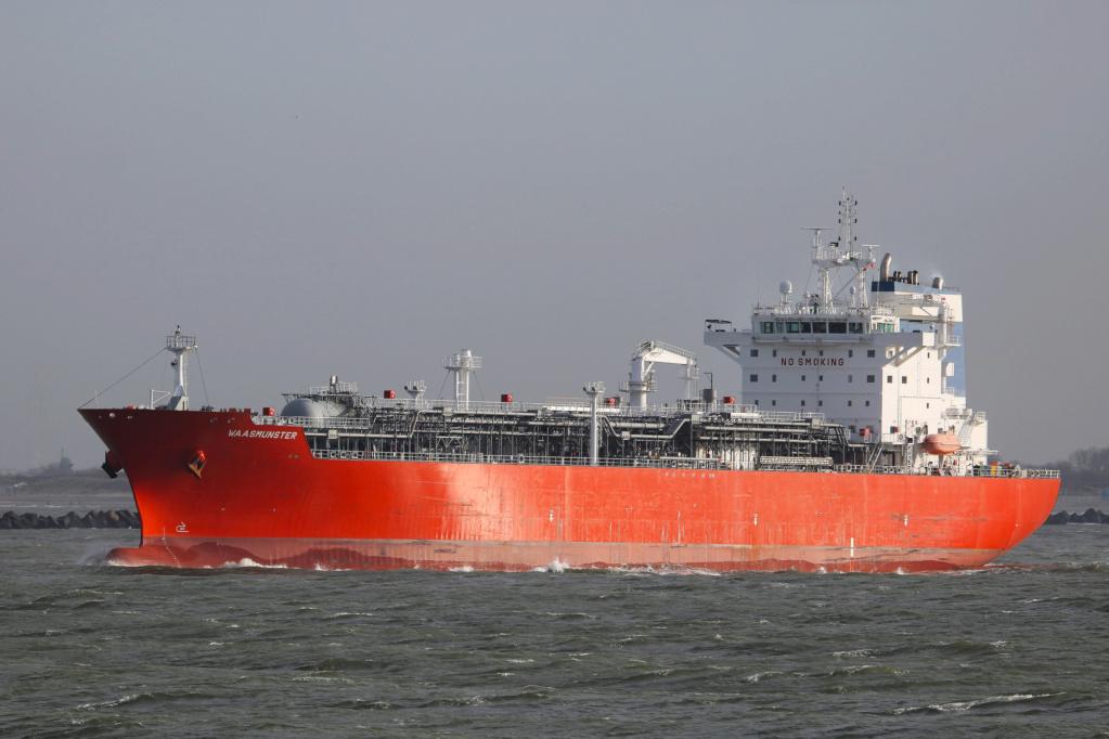 Photos des Navires Belge au 20-05-2020 (T, V, W) Waasmu10