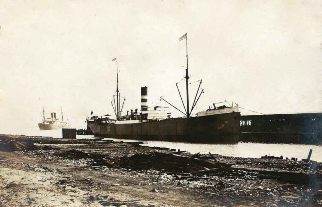 Photos General cargo avant 1940 (Plus 3000gt) 16 Wander10