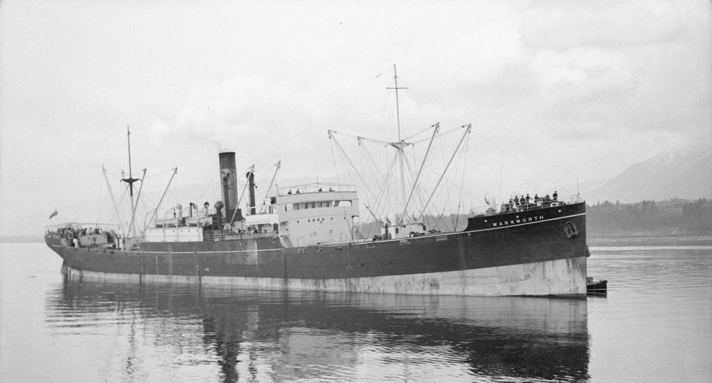 Photos General cargo avant 1940 (Plus 3000gt) 11 Warkwo10