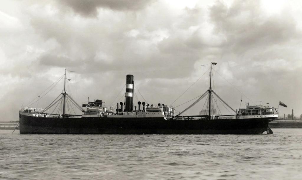 Photos General cargo avant 1940 (Plus 3000gt) 17 Wayfar10