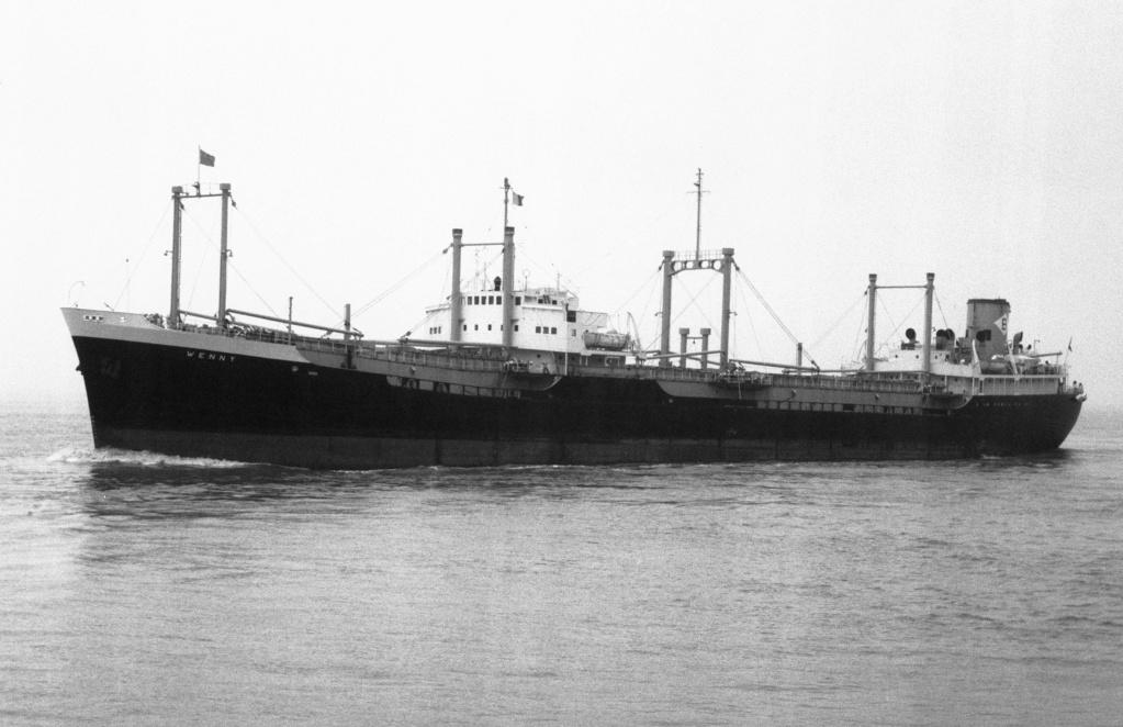 Photos Navires du monde construit entre 1950-1960 (2) Wenny_10