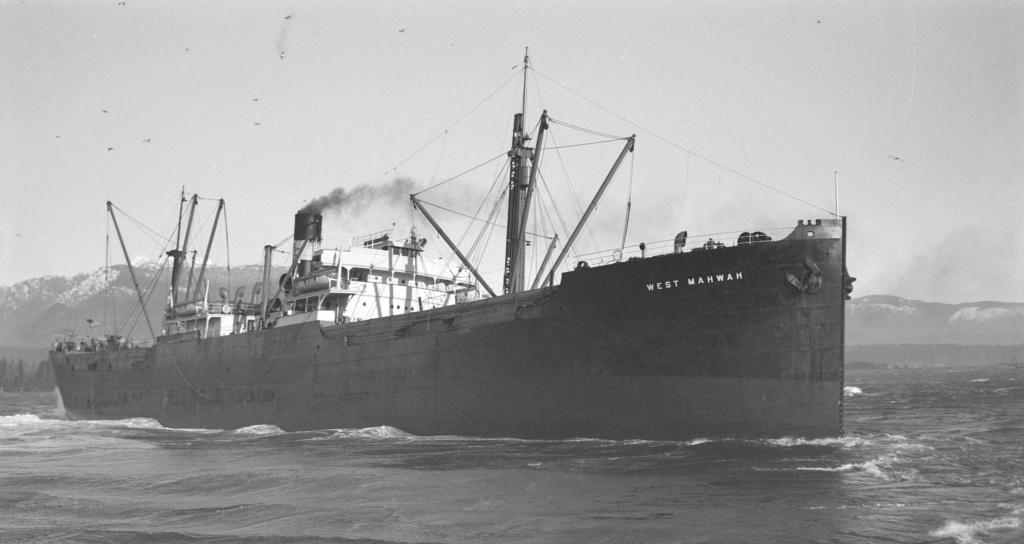 Photos General cargo avant 1940 (Plus 3000gt) 13 West_m10