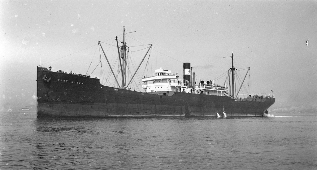 Photos General cargo avant 1940 (Plus 3000gt) 7  West_n10