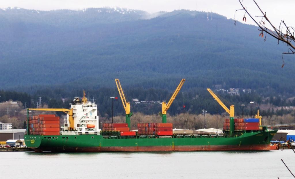 Photos de navires Luxembourgeois Armateur enre Belgique T-Z Wester10