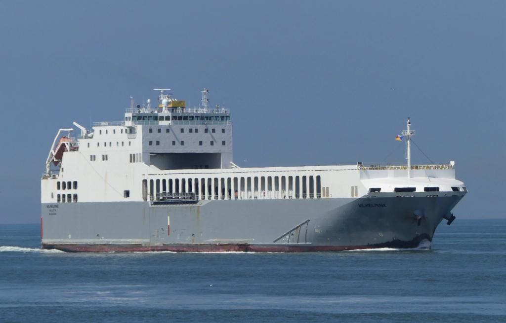 Photos de navires Luxembourgeois Armateur enre Belgique T-Z Wilhel10
