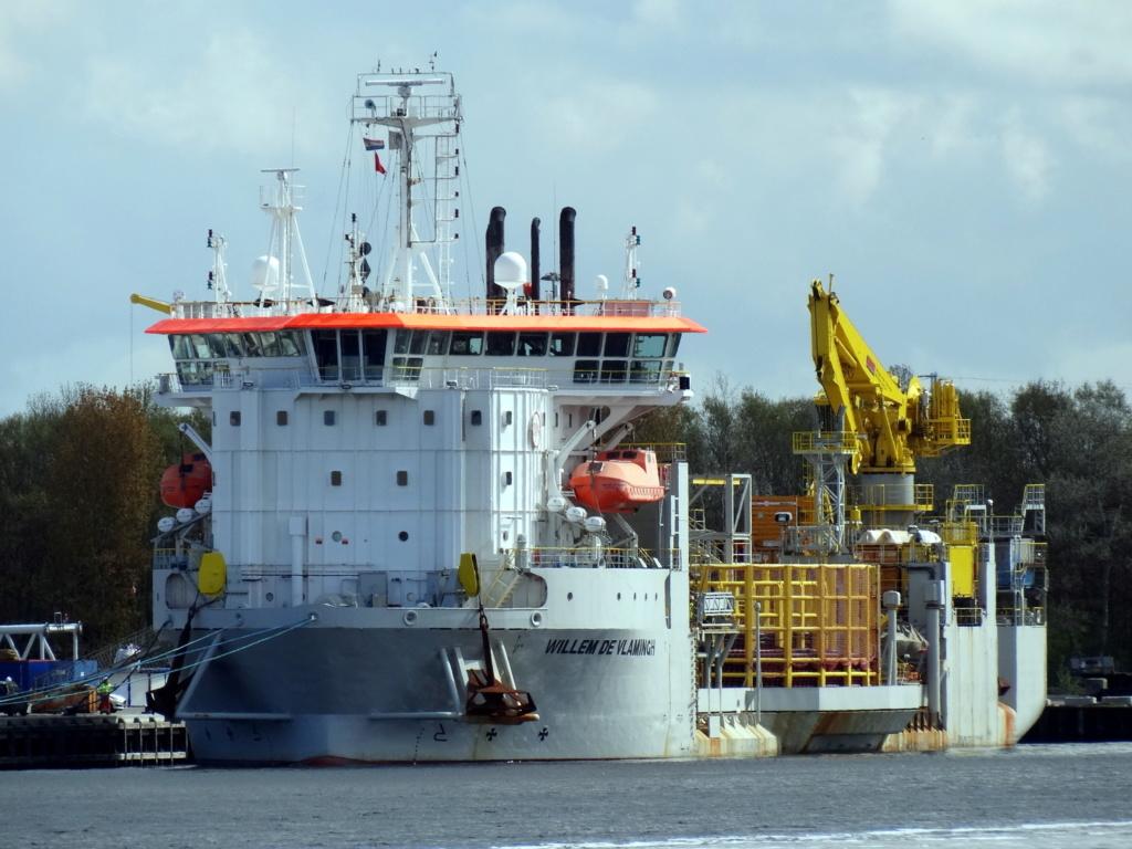 Photos de navires Luxembourgeois Armateur enre Belgique T-Z Willem10