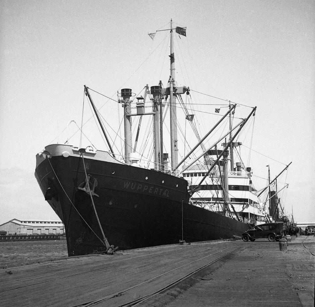 Photos General cargo avant 1940 (Plus 3000gt) 5  Wupper10