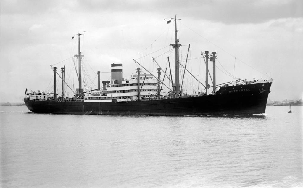 Photos General cargo avant 1940 (Plus 3000gt) 15 Wupper11