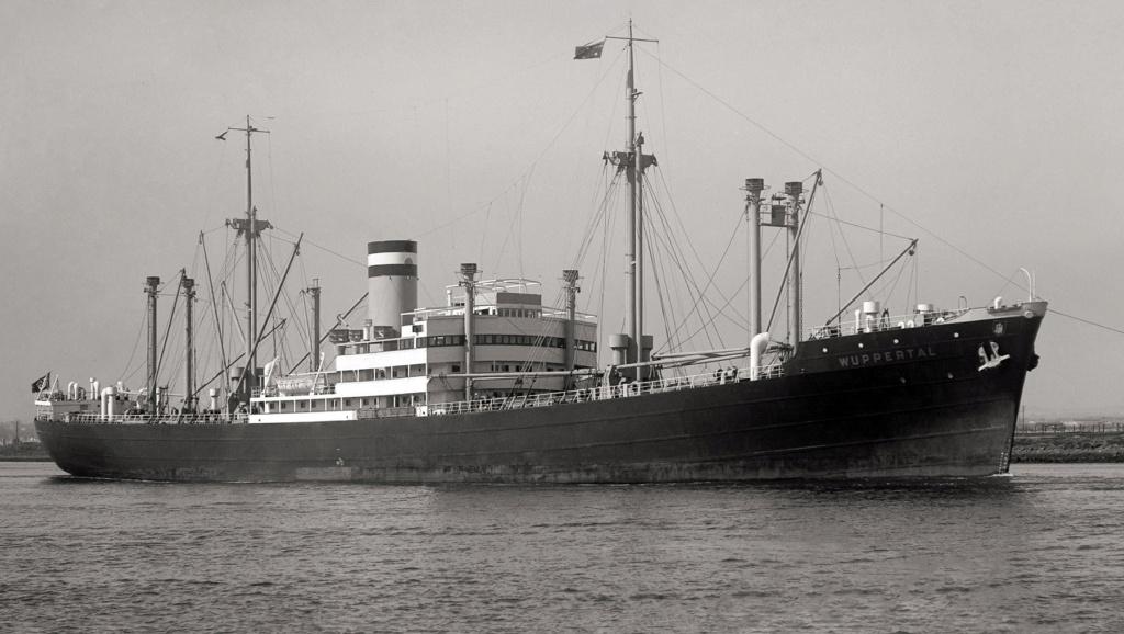 Photos General cargo avant 1940 (Plus 3000gt) 25 Wupper13