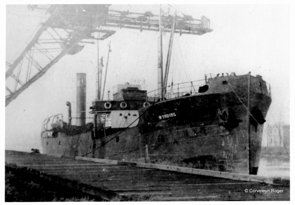 Photos General cargo avant 1940 (Plus 3000gt) 9 Wyndin10