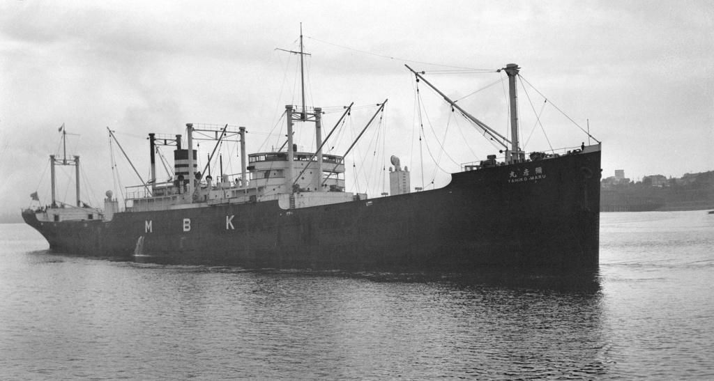 Photos General cargo avant 1940 (Plus 3000gt) 7  Yahiko10