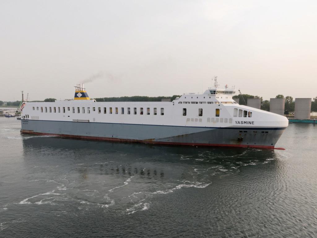 Photos de navires Luxembourgeois Armateur enre Belgique T-Z Yasmin10