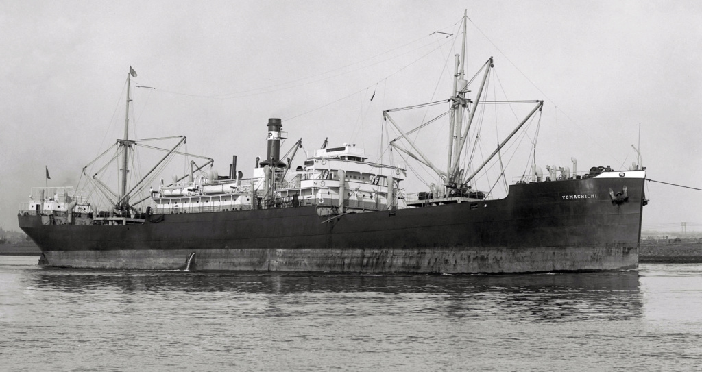Photos General cargo avant 1940 (Plus 3000gt) 26 Yomach10