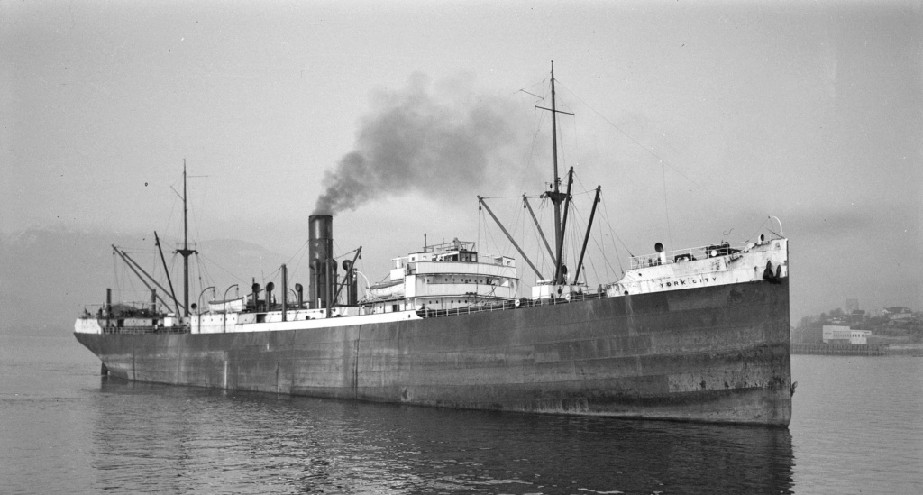 Photos General cargo avant 1940 (Plus 3000gt) 13 York_c10