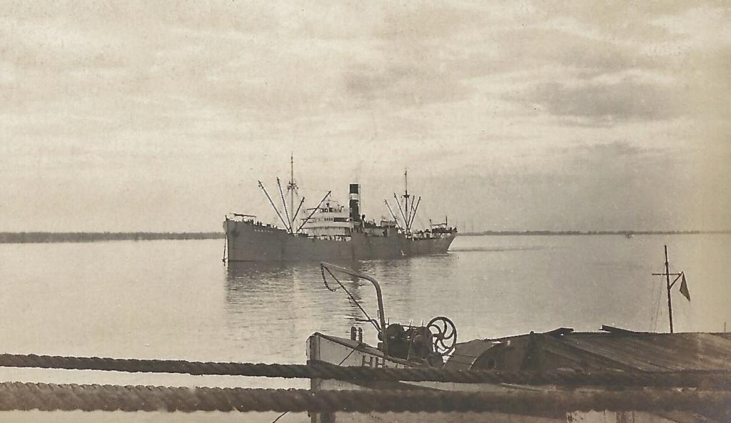Photos General cargo avant 1940 (Plus 3000gt) 9 Zamora10