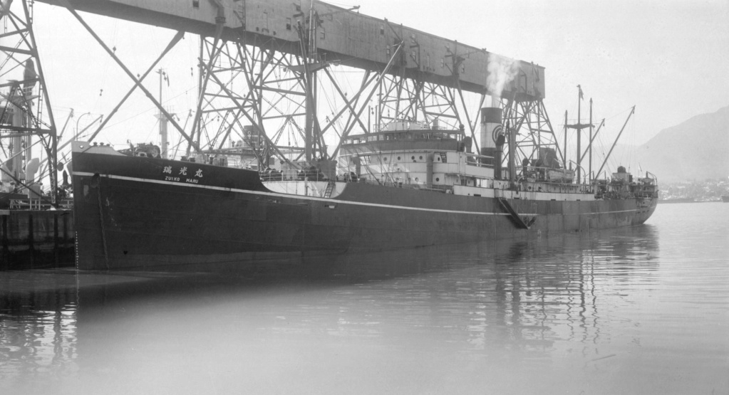 Photos General cargo avant 1940 (Plus 3000gt) 13 Zuiko_10