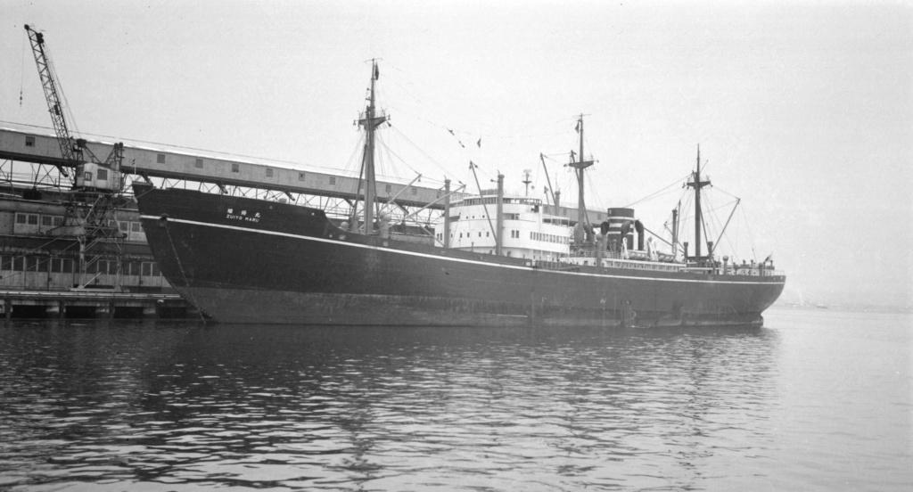 Photos General cargo avant 1940 (Plus 3000gt) 11 Zuiyo_10