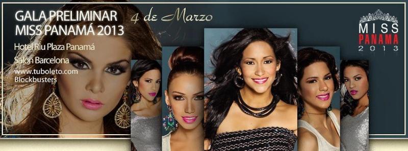 Miss Panama 2013 - Page 2 0112