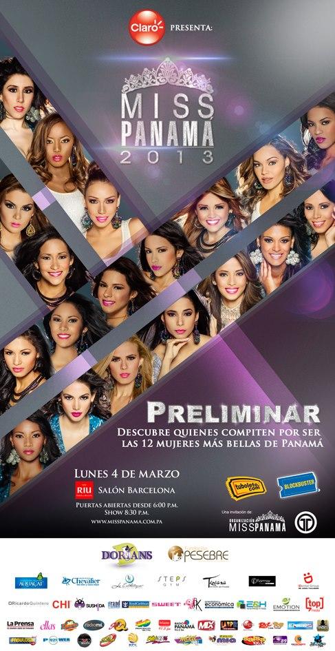 Miss Panama 2013 - Page 2 0113