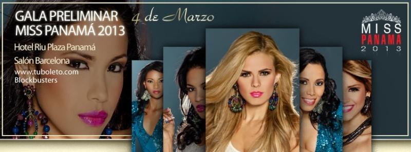Miss Panama 2013 - Page 2 1010