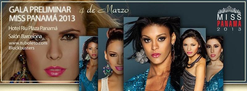 Miss Panama 2013 - Page 2 1110