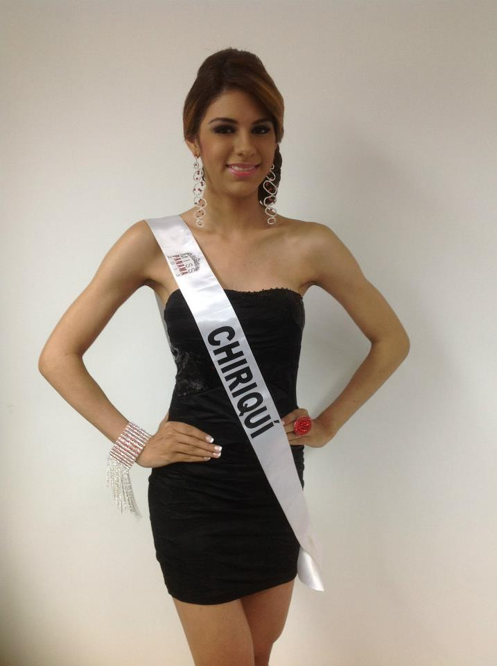 Miss Panama 2013 - Page 4 1111