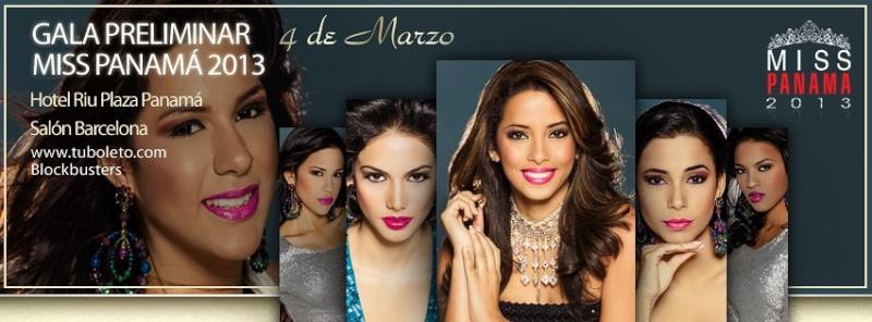 Miss Panama 2013 - Page 2 116