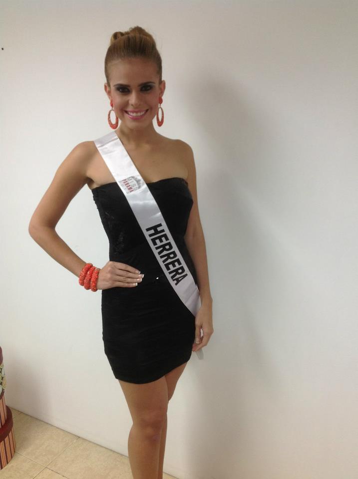 Miss Panama 2013 - Page 4 118