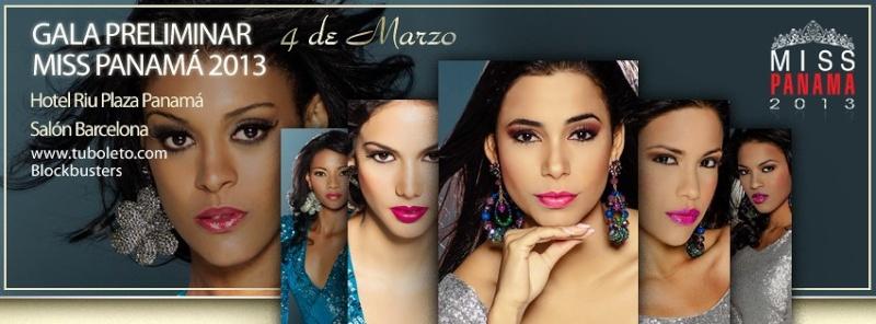 Miss Panama 2013 - Page 2 215