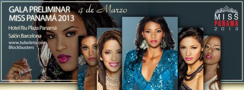 Miss Panama 2013 - Page 2 313